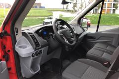 MTF-Fahrersitz